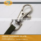 2015 new products nickel metal wallet clasps