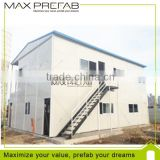 USD 200 Coupon Low Cost Two Floors Prefab Apartments Building Made In China
