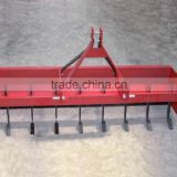 BC-8 2400mm width 8 rippers Heavy-duty Box blade for 50-60HP tractor