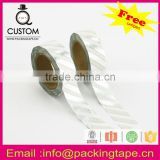 Fiberglass reinforced electrically conductive aluminum copper foil tape for soldering 600 mph tape