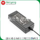 DOE VI C6 C8 C13 C14 24vac 3a power supplies adapter for LED lights/CCTV/IP camera/humidifier