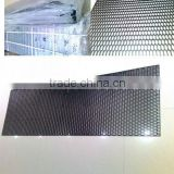 high quality car plastic grille/ the net of grill/grille Mesh for all grilles of body kits(120cmx40cm)
