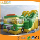 amusement park type inflatable castle backyard inflatable bounce for sale