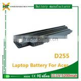 Wholesale for acer mini laptop battery D255 One AOD255 Series One D260 Series LT23 Series