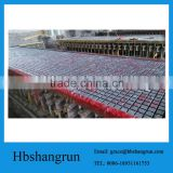 Fiberglass GRP Mesh Grating machine production line