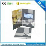 "4. 3"" LCD Advertising Player, Video Brochuse Module, Digital Video Catalogue"