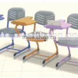 BX-OA-1326/School Furniture /Training Room Student Chair with Writing Tablet