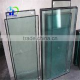 Triple double glazing Insulated glass garage door