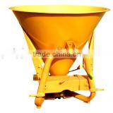 Tractor seed spreader/Tractor fertilizer spreader/farm tractor fertilizer spreader