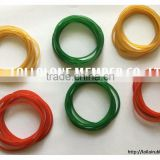 Colorful rubber bands - Soft Natural Rubber band O ring / Vietnam Transparent Color