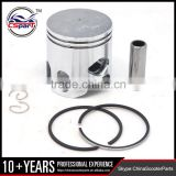 Performance 47MM 12MM Piston Ring Kit for 2 Stroke 70CC JOG 50 50CC MINARELLI 1P40QMB ATV Go Kart Buggy