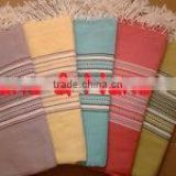 Turkish Traditional Hamam Pestemals Hammam Towels