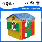 Guangzhou factory professional design cheap price used plastic playhouse for kids