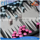 Develop intelligence good play lifelike image plastic chinese customized board game checkers
