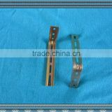 haing cheap zinc plating AL Technical shelf bracket,wall support