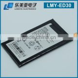 BEST mah good shenzhen price plus spare external rechargeabel droid battery for Moto G XT1032 Battery batteries ED 30