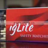 Wooden Safety Matches Bulk Sale from India