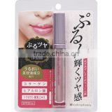 Make up Honey Lip Gloss Made in Japan Vanila Mint Scent Collagen and hyalurinic Acid