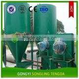 Vertical Animal Food Crusher and Mixer all-in-one machine for Farm