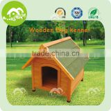 Asphalt roof fir wood dog kennel factory direct