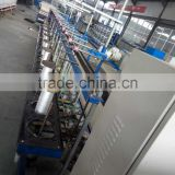 PP/PE/HDPE monofilament yarn extruder machine and ring twister for ropes