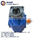 LIUGONG WHEEL LOADER PUMP 11C0015 PERMCO HYDRAULIC GEAR PUMP P7600-F140L FOR ZL50C WHEEL LOADER