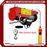 Pa400 Mini Electric Hoist 400KG With Trolley,mini crane portable hoist with trolleylectric winch