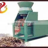 High output straw briquette machine