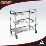Commercial Restaurant Stainless Steel Food Trolley/Food Delivery Trolley/Banquet Trolley