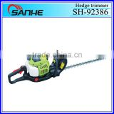 Double side Blade Gasoline hedge trimmer 2-stroke power 22.5cc