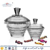 bulk decorative glass candy chocolate containers for food