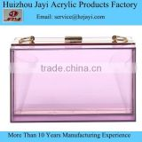 Wholesale Acrylic Perspex ladies women clutch purse for party and wedding