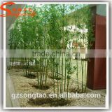 wholesales outdoor and indoor plastic artificial bamboo tree bamboo fence price on sale