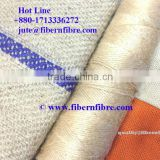 Natural Golden & White Color, Dyed Jute Yarn