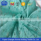 Factory competive price Cotton Fabric tulle lace