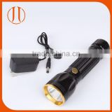 Rechargeable long shot 26650 batteries high light flashlight
