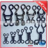 factory 17# hook and eye wholesale