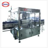 OPP sticker labeling machine for square bottles