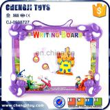 Cute children's magic wordpad set magnetic writing board