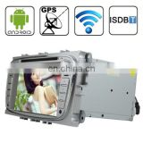 7.0 inch Android 4.2 Multi-Touch Capacitive Screen In-Dash Car DVD Player with WiFi / GPS / RDS