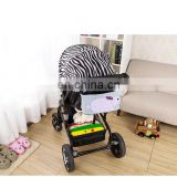 New design animal baby stroller storage bags