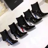 Luxury Fashion Brand Shoes YSL Boots hot sell Replica