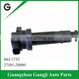 100% Tested Before Shipping High Quality Ignition Coil 863-1755 For Toyot