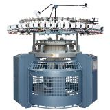 Three Fleece Circular Knitting Machine