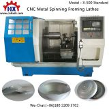 Lamp Shape CNC Metal Spinning From Machines Sheet Brass Copper Spinning Forming and Welding Machinery