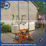 HWZG80 Portable Well Drilling Equipment, Small Water Well Drillers