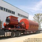 New technology waste tire pyrolysis equipment High oil yeild