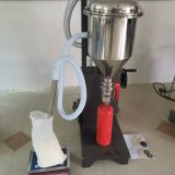 Fire extinguisher powder filler stainless steel type