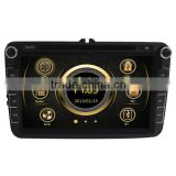 car dvd cd player for Volkswagen Magotan with GPS/Bluetooth/Radio/SWC/Virtual 6CD/3G internet/ATV/iPod/DVR