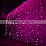 Crystal LED Lights 9.8ft*9.8ft 304 LEDs String Lights Decorating Holiday,Party, Wedding Curtain Lights HNL099